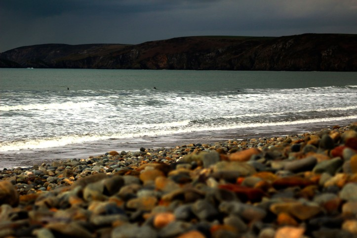 beach newgale